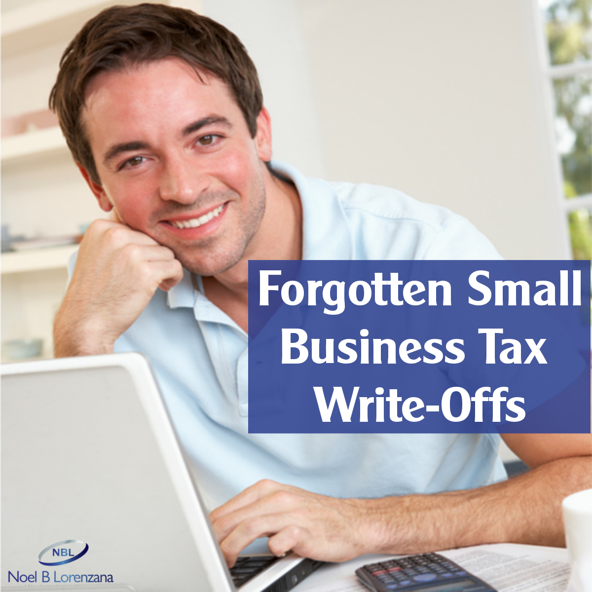 Forgotten Small Business Tax Write-Offs (Infographic