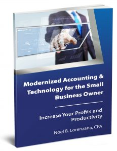 Modernized Accounting Book Cover